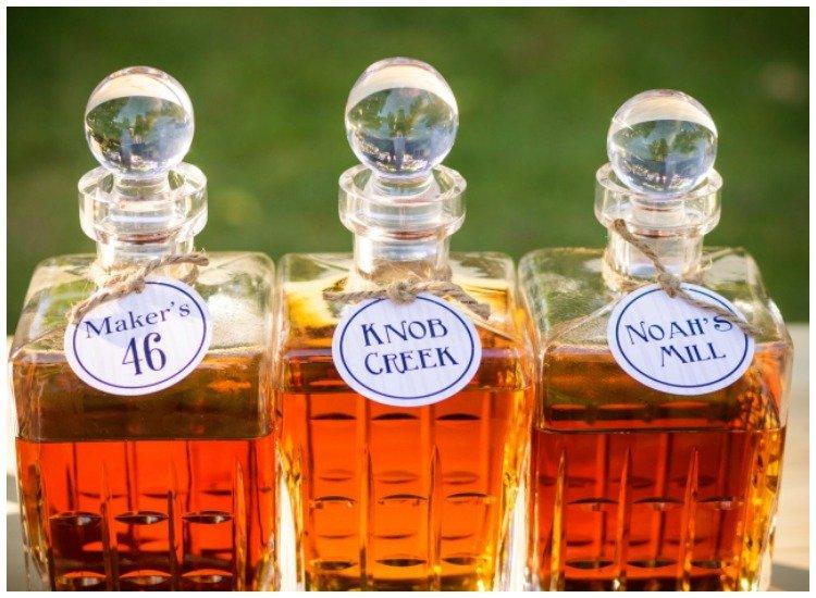 Bourbon and Bluegrass | Bourbonvariationen