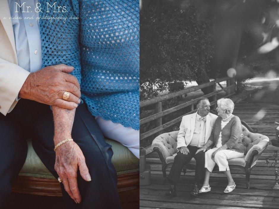 Mr. & Mrs. Wedding Duo | Händchenhalten
