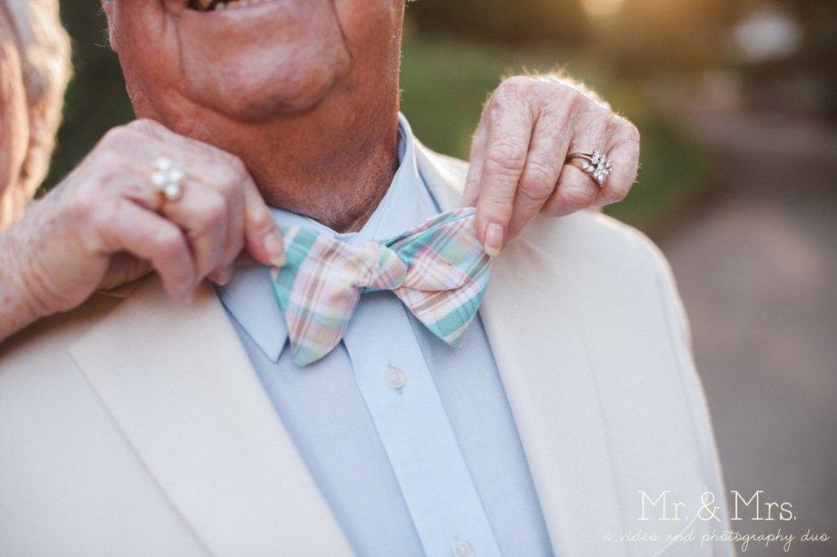 Mr. & Mrs. Wedding Duo | Fliege