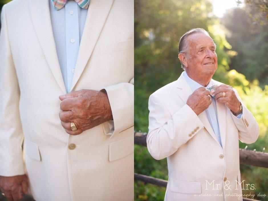 Mr. & Mrs. Wedding Duo | Schleife